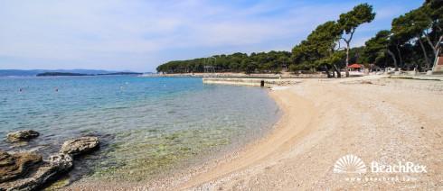 Croatia - Dalmatia  Zadar -  Biograd na Moru - Beach Soline