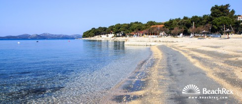 Croatia - Dalmatia  Zadar -  Pakoštane - Beach Punta
