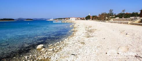 Croatia - Dalmatia  Zadar -  Pakoštane - Beach Janice