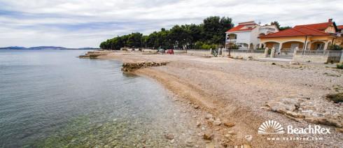 Croatia - Dalmatia  Šibenik -  Šibenik - Beach Zablaće
