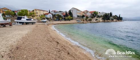 Croatia - Dalmatia  Šibenik -  Brodarica - Beach Luka