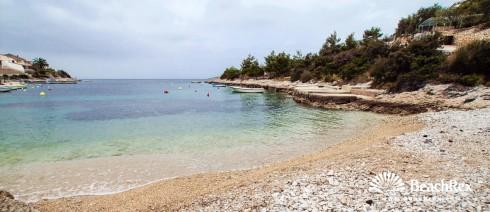 Croatia - Dalmatia  Šibenik -  Dvornica - Beach Kanica