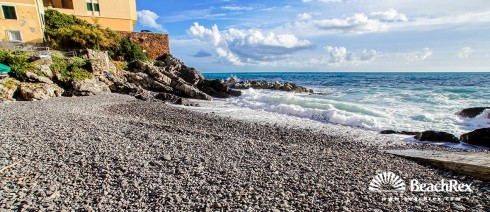 Italy - Liguria -  Genova - Beach Murcarolo