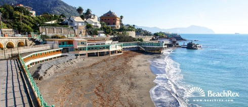 Italy - Liguria -  Genova - Beach Europa