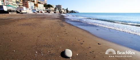 Italy - Liguria -  Genova - Beach Sturla