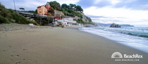 Italy - Liguria -  Savona - Beach Madonnetta