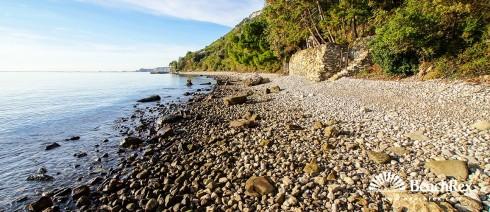 Italy - FriuliVenezia Giulia -  Aurisina - Beach Liburnia