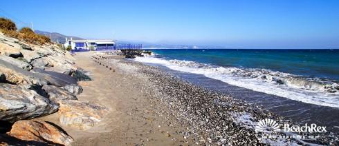Italija - Liguria -  Albenga - Plaža Lo Scoglio