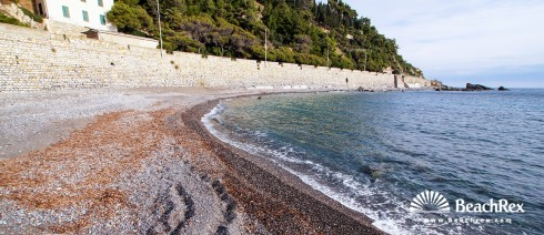 Italy - Liguria -  Imperia - Beach Galeazza