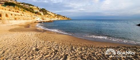 Italy - Liguria -  Sanremo - Beach Tre Ponti