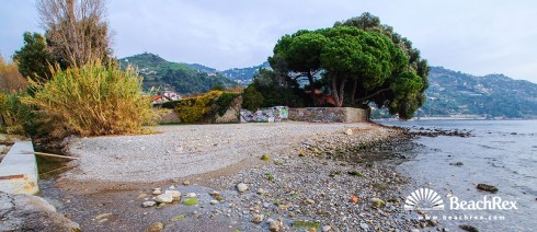 Italy - Liguria -  Latte - Beach Orengo