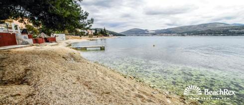 Croatia - Dalmatia  Split - Island Čiovo -  Mastrinka - Beach Sv. Križ
