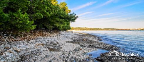 Croatia - Istra -  Banjole - Beach Paltana