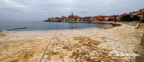 Croatia - Istra -  Umag - Beach Dante