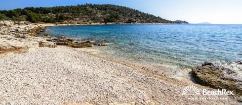 Croatia - Dalmatia  Šibenik - Island Murter -  Jezera - Beach Koromašna