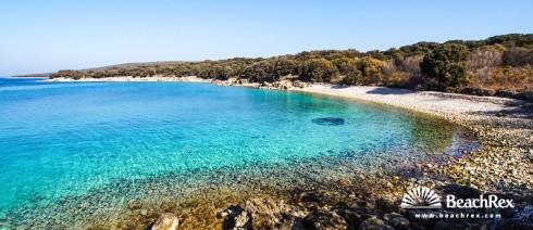 Croatia - Lika - Island Pag -  Jakišnica - Beach Krcalo