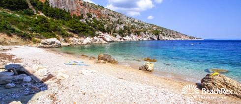 Croatia - Dalmatia  Split - Island Hvar -  Zaraće - Beach Velo Zaraće