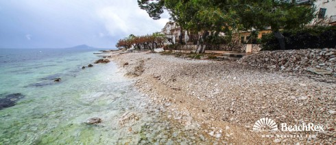 Croatia - Dalmatia  Split - Island Čiovo -  Arbanija - Beach Arbanija