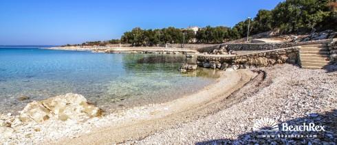 Croatia - Lika - Island Pag -  Lun - Beach Tovarnele