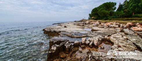 Hrvatska - Istra -  Đuba - Plaža Špina
