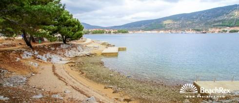 Croatia - Kvarner - Island Cres -  Cres - Beach Dražica
