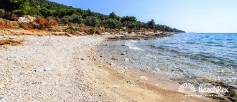 Croatia - Dalmatia  Šibenik - Island Murter -  Betina - Beach Kapica