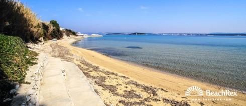 Croatia - Dalmatia  Zadar - Island Pašman -  Tkon - Beach Beachne