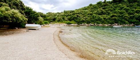 Croatia - Dalmatia  Dubrovnik - Island Korčula -  Žrnovo - Beach Mala Vrbovica