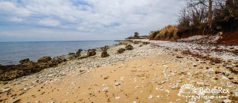 Croatia - Istra -  Dajla - Beach Štrunac