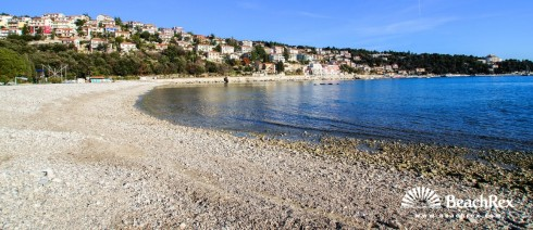 Hrvatska - Istra -  Rabac - Plaža Maslinica
