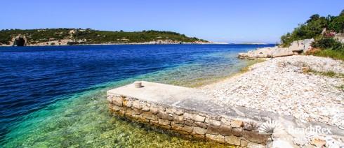Croatia - Dalmatia  Split - Island Vis -  Rogačić - Beach Rogačić