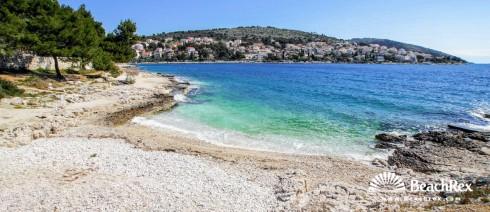 Croatia - Dalmatia  Split - Island Čiovo -  Bušinci - Beach Bočići