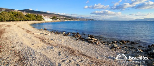 Croatia - Kvarner -  Crikvenica - Beach International