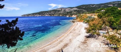 Croatia - Dalmatia  Split - Island Vis -  Komiža - Beach Kamenice