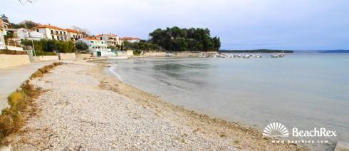 Croatia - Kvarner - Island Rab -  Banjol - Beach Padova II
