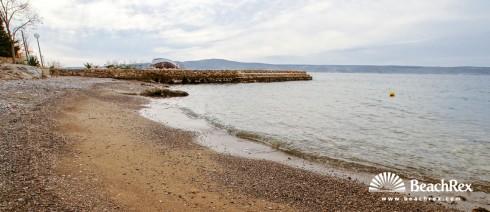 Croatia - Dalmatia  Zadar -  Starigrad Paklenica - Beach Velebit