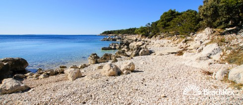 Croatia - Kvarner - Island Rab -  Kampor - Beach Kandarola