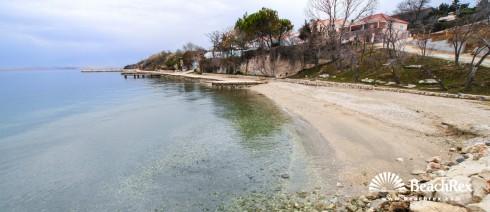 Croatia - Dalmatia  Zadar -  Rtina - Beach Stošići