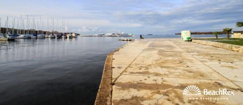 Croatia - Istra -  Funtana - Beach Puntica