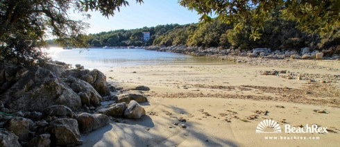 Croatia - Kvarner - Island Rab -  Rab - Beach Gožinka
