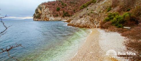 Croatia - Kvarner - Island Cres -  Beli - Beach Burin