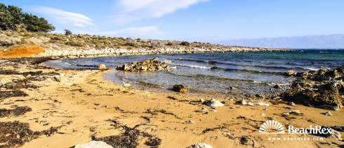 Croatia - Dalmatia  Zadar - Island Vir -  Lozice - Beach Bura