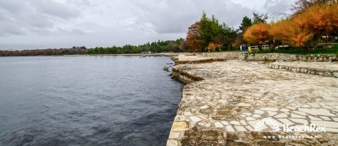 Croatia - Istra -  Vrsar - Beach Orsera