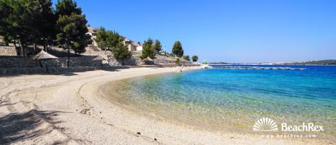 Croatia - Dalmatia  Zadar -  Drage - Beach Oaza Mira