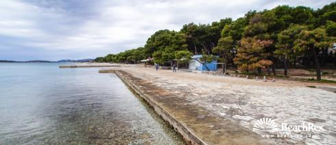 Croatia - Dalmatia  Šibenik -  Jadrija - Beach Jadrija