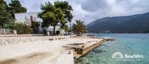 Croatia - Dalmatia  Šibenik -  Grebaštica - Beach Punta Grebaštica