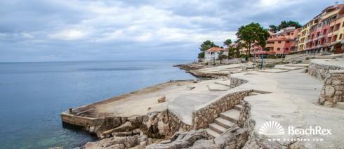 Croatia - Kvarner - Island Lošinj -  Veli Lošinj - Beach Punta
