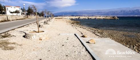 Croatia - Dalmatia  Zadar - Island Vir -  Lozice - Beach Lozice