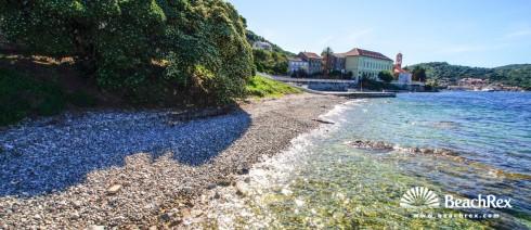 Croatia - Dalmatia  Split - Island Vis -  Vis - Beach Zmorac