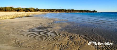 Croatia - Kvarner - Island Cres -  Belej - Beach Meli